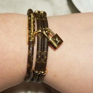 Louis Vuitton Jewelry - Louis Vuitton Confidential Bracelet